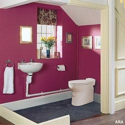 Installing a New Basement Bathroom?   Construction Work